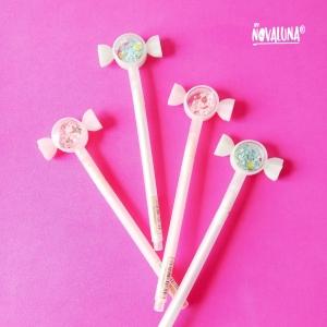 Esfero dulces rosa - BYNOVALUNA