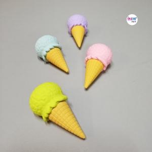 Borradores conos de helado pastel - BYNOVALUNA