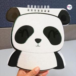 Cuaderno Panda - BYNOVALUNA