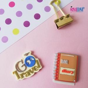 Sticker siliconado Gotravel - BYNOVALUNA