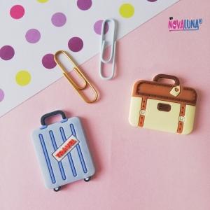 Sticker siliconado maleta de viaje - BYNOVALUNA