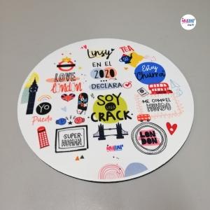 Pad mouse personalizado Londres - BYNOVALUNA