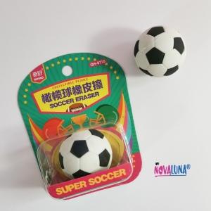 Borrador balón fútbol - BYNOVALUNA