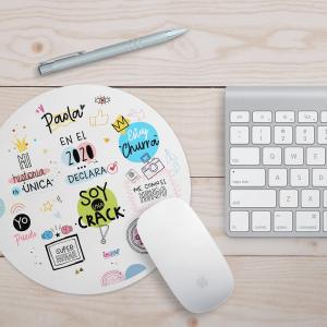 Pad mouse personalizado Soy crack - BYNOVALUNA